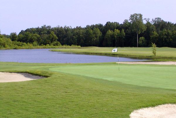 Charlotte National Golf Club, 17th