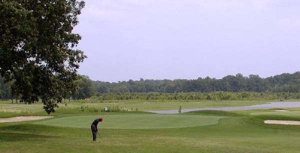 Charlotte National Golf Club, 4th Hole