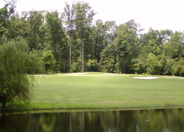 Charlotte National Golf Club, 6th Hole