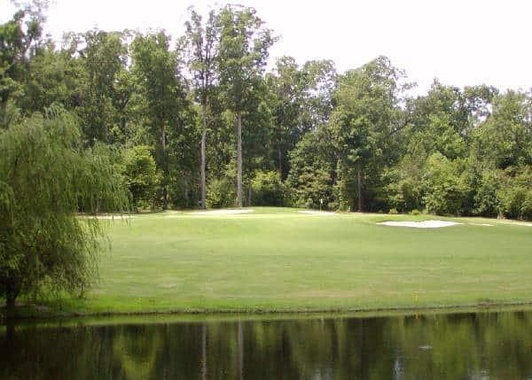 Charlotte National Golf Club, 6th Hole