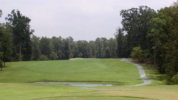 Charlotte National Golf Club, 7th Hole