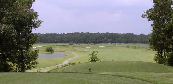 Charlotte National Golf Club, 8th