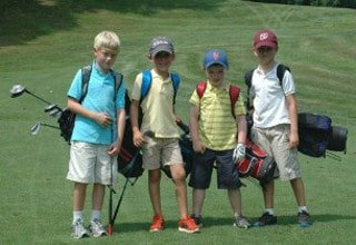 Charlotte National Jr Golf Clinic